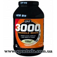 QNT 3000 Muscle Mass