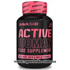 BioTech USA Active Woman