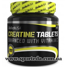 BioTech USA Creatine Tablets