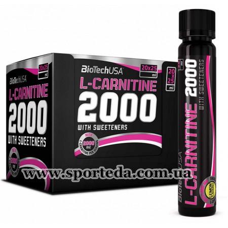 BioTech USA L-Carnitine 2000