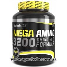BioTech USA Mega Amino 3200