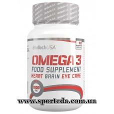 BioTech USA Omega 3