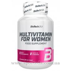 BioTech USA Multivitamin for Women