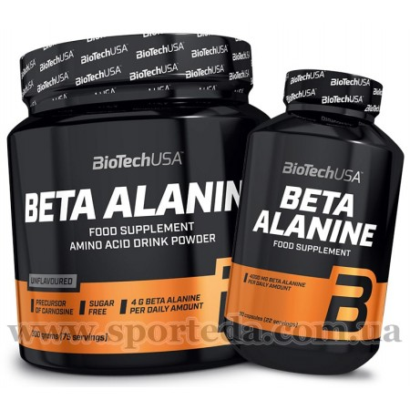 Biotech USA Beta-Alanine