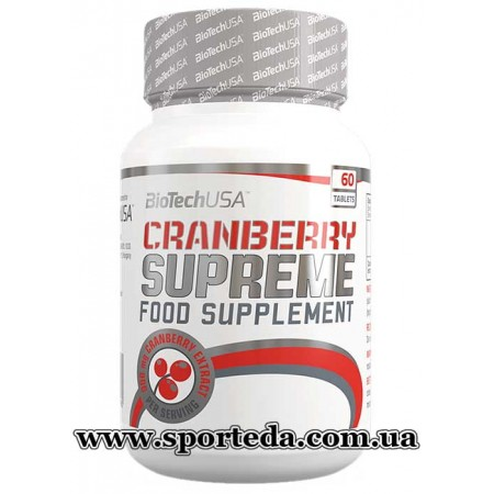 Biotech USA Cranberry Supreme