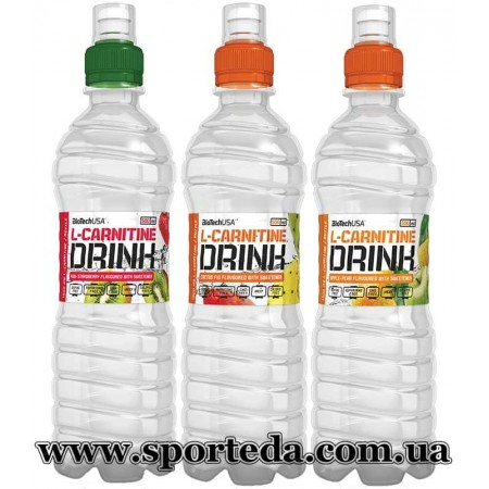 Biotech USA L-Carnitine Drink