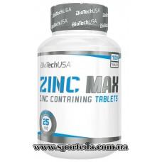 Biotech USA Zinc Max