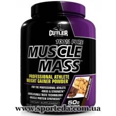 Cutler Nutrition 100% Pure Muscle Mass
