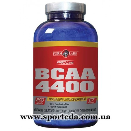 Form Labs BCAA 4400