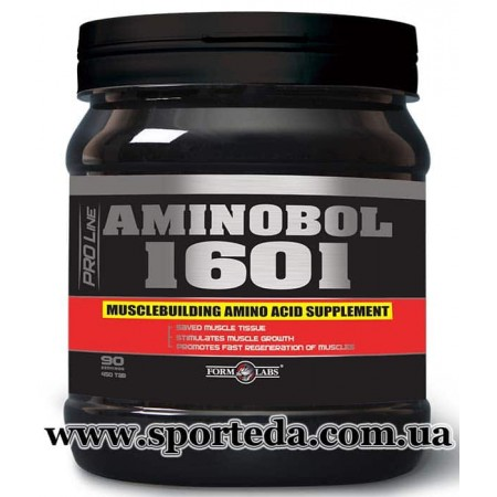 Form Labs Aminobol 1601