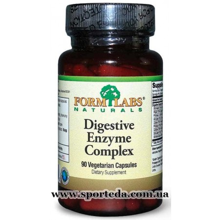 Form Labs Digestive Enzyme Complex