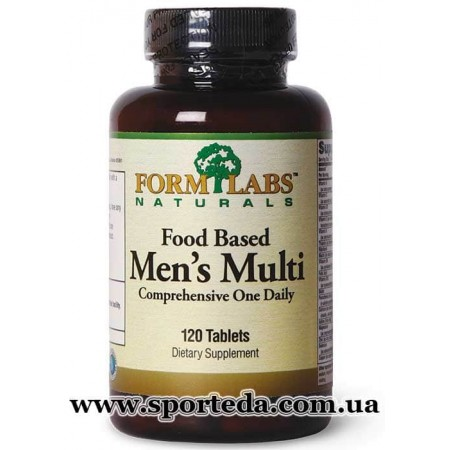 Form Labs Food Based Mens Multi