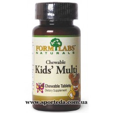 Form Labs Kids Multivitamin