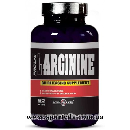 Form Labs L-Arginine