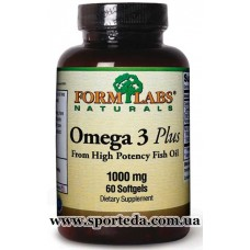Form Labs Omega 3 Plus