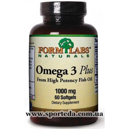 Form Labs Omega 3 Plus