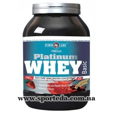 Form Labs Platinum Whey Basic