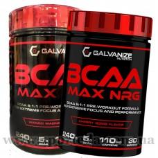 Galvanize Nutrition BCAA Max NRG