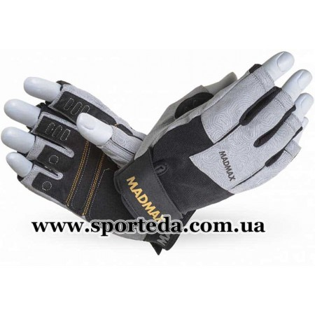 Mad Max MFG-871 Damasteel перчатки для фитнеса