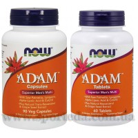 NOW ADAM Men's Multiple Vitamin