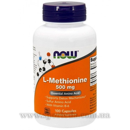 Now L-Methionine