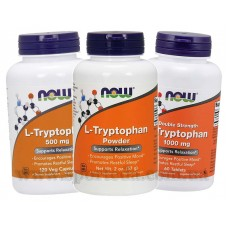Now Foods L-Tryptophan