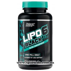 Nutrex Lipo 6 Black Hers Ultra Concentrate