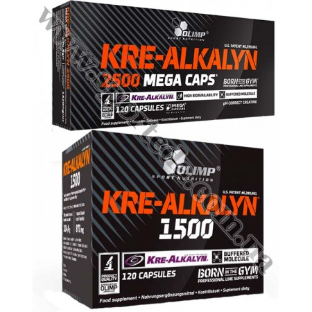 Olimp Nutrition Kre-Alkalyn