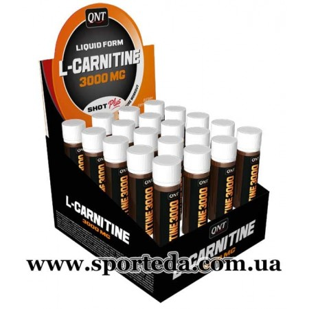 QNT L-Carnitine 3000 MG