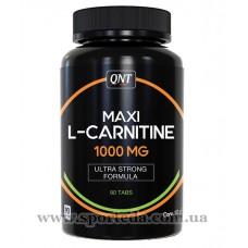 QNT Maxi L-Carnitine 1000 mg