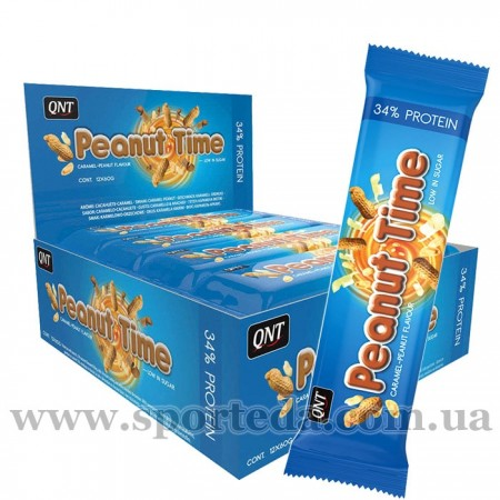 QNT Peanut Time Bar