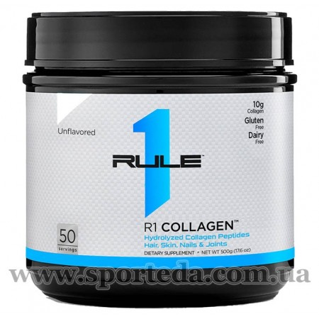 Rule 1 Collagen