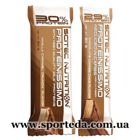 Scitec Nutrition Proteinissimo Bar