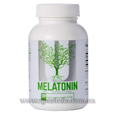 Universal Nutrition Melatonin