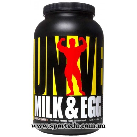 Universal Nutrition Milk & Egg