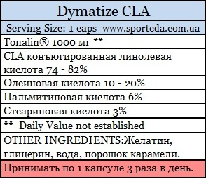 Линолевая кислота CLA