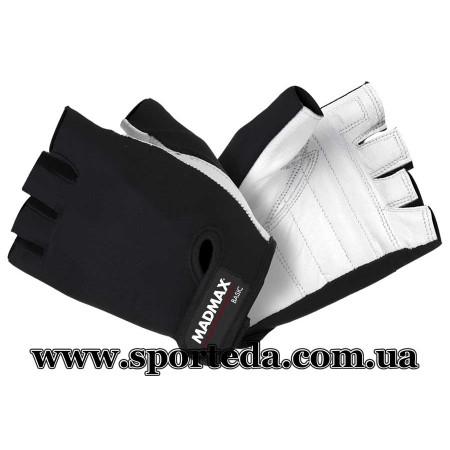 Mad Max перчатки для фитнеса Basic MFG-250