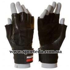 Mad Max перчатки для турника Professional MFG 269