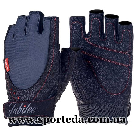 Mad Max женские перчатки для фитнеса Jubilee Swarovski MFG 740