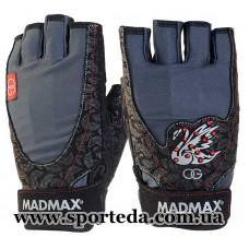 Mad Max женские перчатки для фитнеса MFG-750