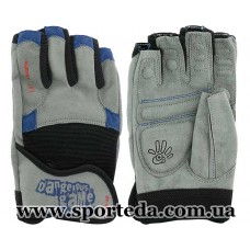 Mad Max перчатки без пальцев Cool MFG-870
