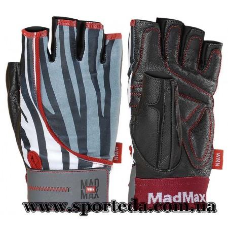 Mad Max женские перчатки для фитнеса Nine Eleven MFG 911