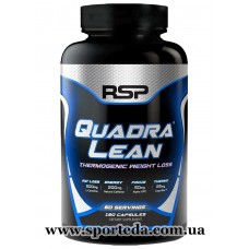 RSP Nutrition QuadraLean Thermogenic