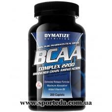 Dymatize BCAA complex 2200 распродажа