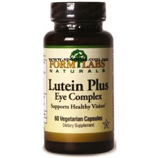 Form Labs Lutein Plus Eye Complex