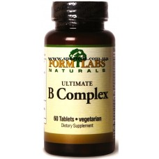 Form Labs Ultimate B Complex