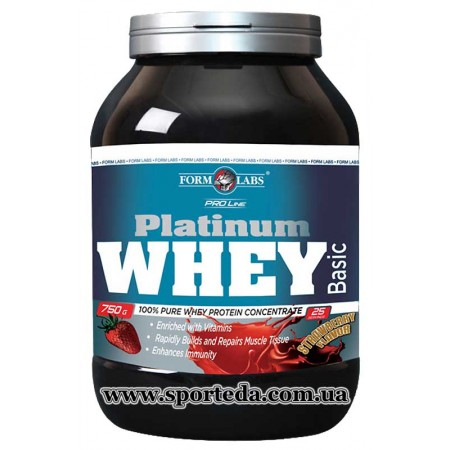 Form Labs Platinum Whey Basic распродажа