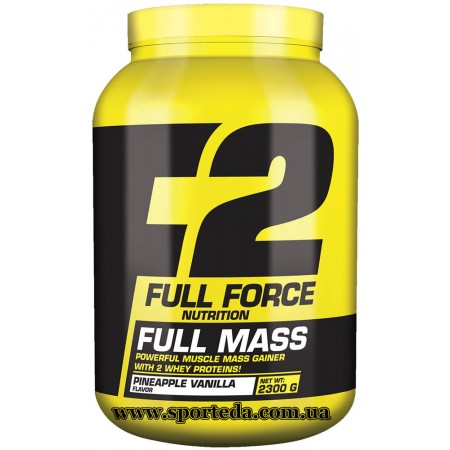 Full Force Full Mass