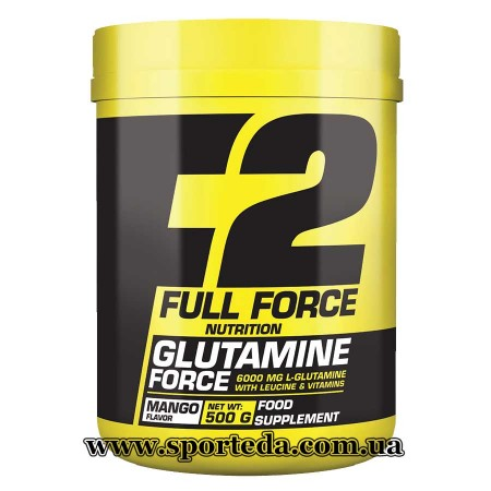 Full Force Glutamine Force