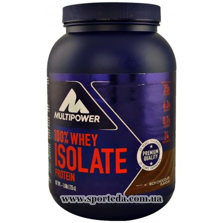 Multipower 100% Whey Isolate Protein
